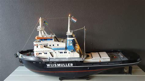 Sleepboot Amsterdam by Sleepboot Amsterdam Van Voormalig Nederlandserederij