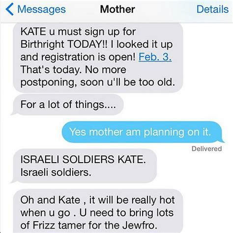 crazy jewish mom    text   results