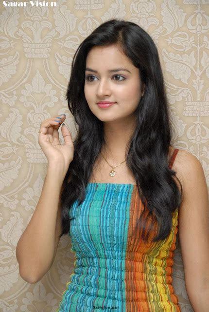 Beautiful Indian Actress Sanvi Photos Sagarvision