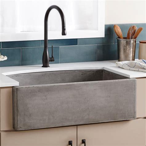 apron front farmhouse kitchen sinks farmhouse quartet curved apron front sink trails 7501