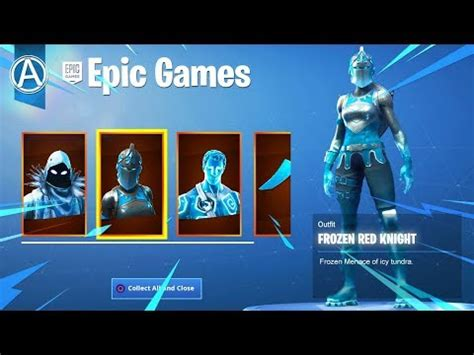 pro console player  frozen legends skin pack