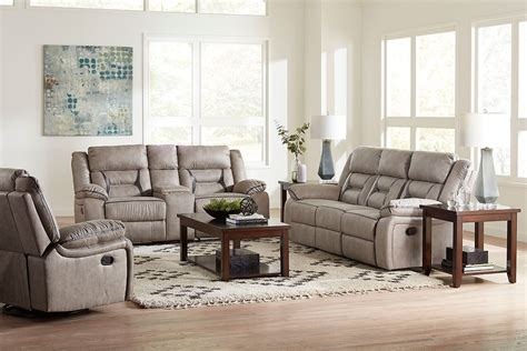 Reclining Living Room Set by Acropolis Reclining Living Room Set By Standard Furniture