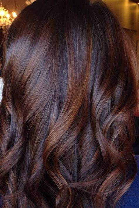 Hair Color Black Brown by Image Result For Milk Chocolate Hair Color With Caramel