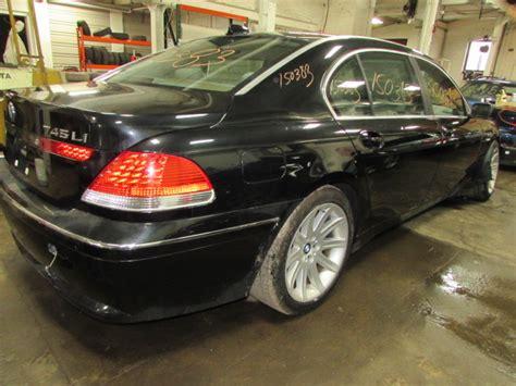 04 Bmw 745li by Used Bmw 745li Parts Tom S Foreign Auto Parts Quality