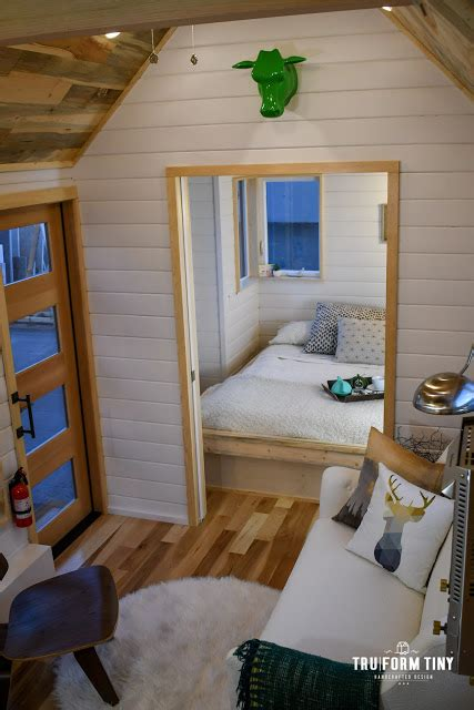 tiny house town  payette   truform tiny homes