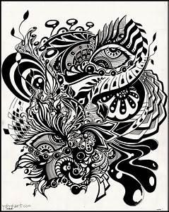 Inktober – J.K. Riki