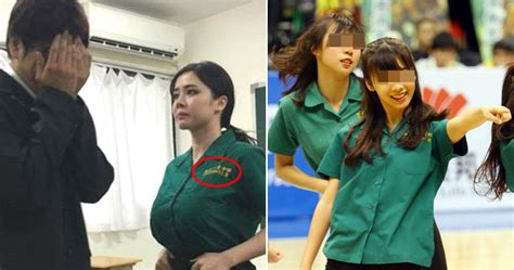 Japanese Porn Star Wears Real Taiwanese High School Uniform Causes Outrage World Of Buzz