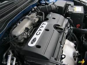 Diagram Of A 1 6 Dohc Kia Rio Engine
