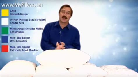 my pillow complaints michael lindell mypillow inventor 5 fast facts heavy