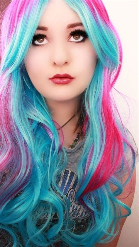 Amazing Pastel Hair Color Ideas for 2016