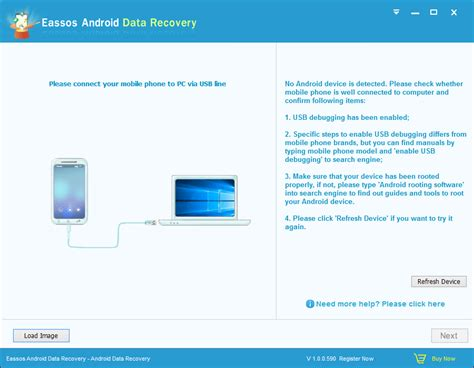 recovery android kh 244 i phục dữ liệu android với eassos android data recovery