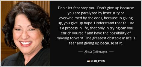 top  quotes  sonia sotomayor     quotes