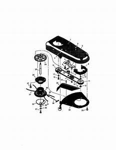 Craftsman 536773600 Gas Line Trimmer Parts