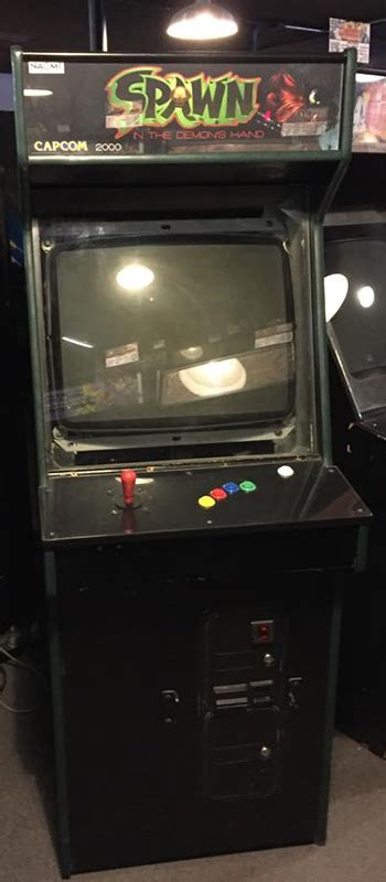 spawn   demons hand galloping ghost arcade