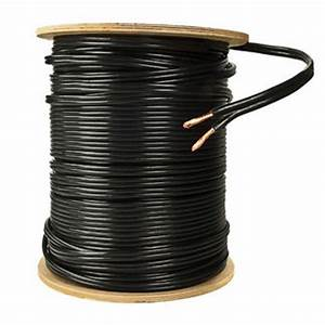 50 ft 10 2 direct burial wire 10 awg plt clv 1002 With low voltage outdoor lighting cable length