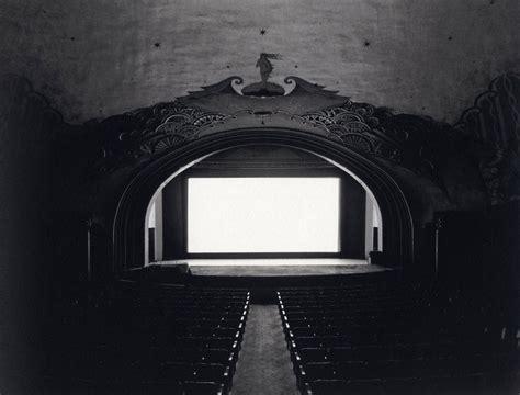 hiroshi sugimoto theaters signed  english