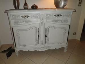 Peindre Un Meuble Ancien En Blanc : peindre meuble ancien en blanc 20171018223817 ~ Dailycaller-alerts.com Idées de Décoration