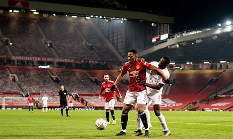 FA Cup: Manchester United drawn against Liverpool in ...