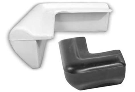 Wax Boat Dock by Made Products 90ᵒ Dock Corner Bumper 6 Quot X 6