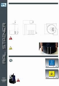 Ral Diagnostics 405000 Tag Reader User Manual 12060 V05