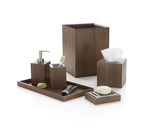 Bathroom Set by Bulk Buy Handmade Wooden Bathroom Accessories Sets