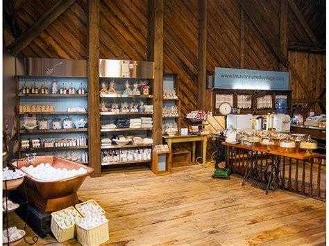 la savonnerie du village soap making economusee