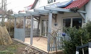 Terrasse Mit überdachung : zimmermeister christian uelk sanierung einer terrasse mit berdachung ~ Whattoseeinmadrid.com Haus und Dekorationen