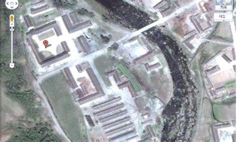 north korea satellite  show death camps