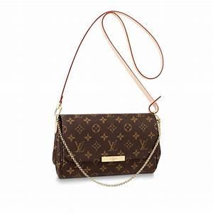 Louis Vuitton Damen Handtaschen : favorite mm monogram canvas handtaschen louis vuitton ~ Frokenaadalensverden.com Haus und Dekorationen