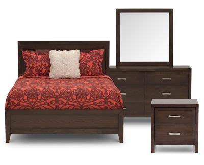 oslo  pc queen bedroom set furniture row