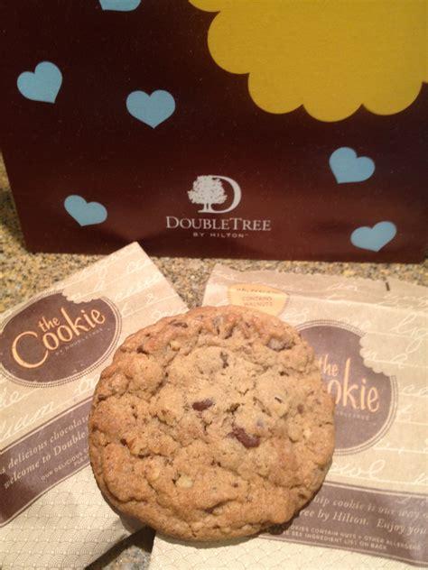 secret    doubletree cookies points