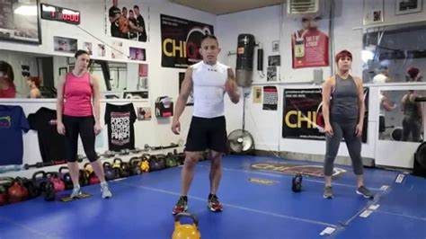 kettlebell warm exercises beginner workout