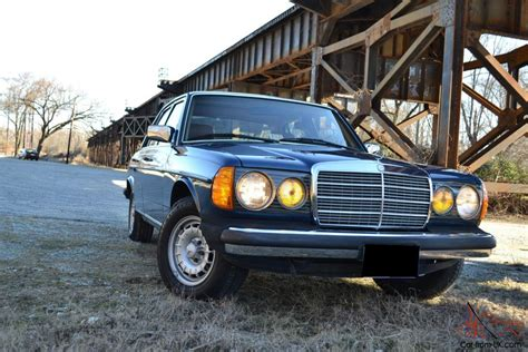 10 vehicles matched now showing page 1 of 1. 1985 Mercedes Benz 300D Turbo Diesel - Local 1 owner w 53k original miles W123