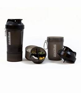 Smartshake Neon Series V2 600 ml Gunsmoke Edition Shakers