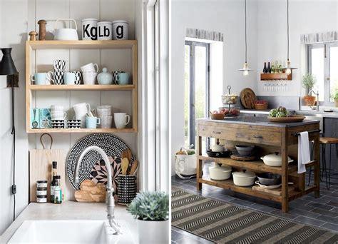 rangement vaisselle cuisine rangements ouverts dans la cuisine 10 façons de les adopter