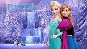 Frozen Disney Wallpapers - Wallpaper Cave