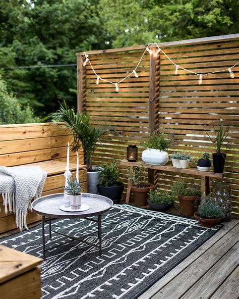 des idees deco pour votre balcon idee deco balcon deco