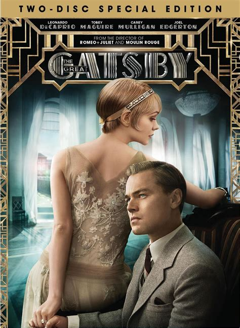 gatsby dvd reddit dvdsreleasedates movie movies leonardo dicaprio covers cast daisy greatest thanks tragedy repeat tom
