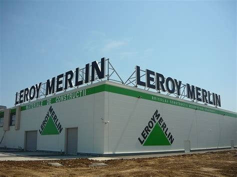 First Leroy Merlin In Romania Opens Within Bucharest's