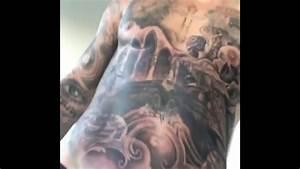 Justin Bieber - Showing New Tattoo - via Instagram Stories ...