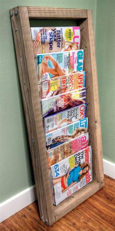 tijdschriftenrek maken  love  interior