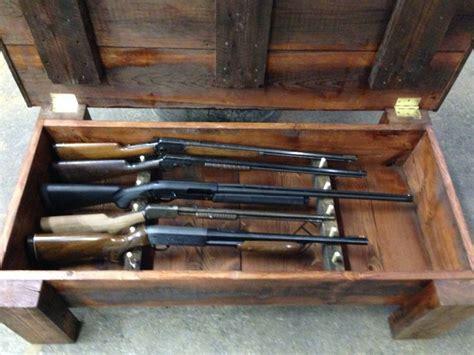 coffee table  hidden gun storage collection hidden
