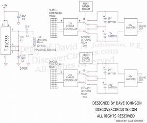 12v Latching Relay Wiring Diagram