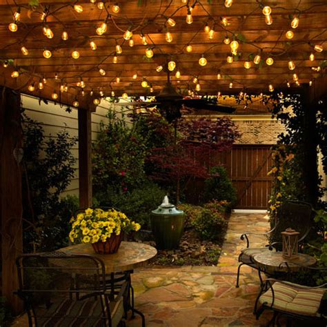 globe led indoor outdoor l vintage warm white led indoor outdoor globe string lights