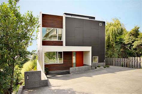 home plan architects cube modern house for your home cube modern house
