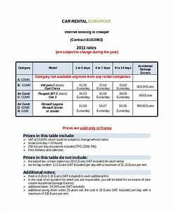 Rent Invoice Sample  Car Rental Invoice Template   Using The Rental Invoice  Rent Invoice