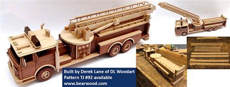woodworking patterns  trucks  semi tractors