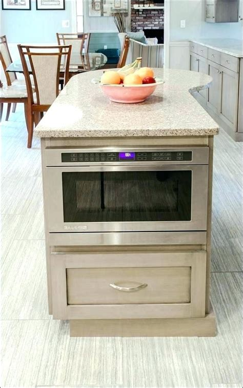 realistic undercabinet microwave ovens  counter