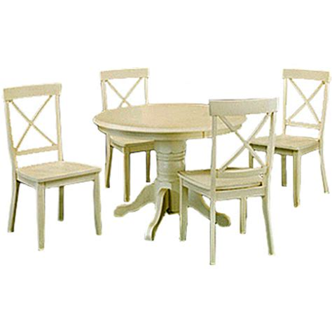home styles white x back side chair 2 pk dining seating