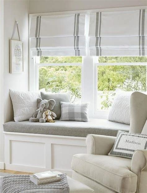 25 Modern Roman Shades For Beautiful Room Decorating